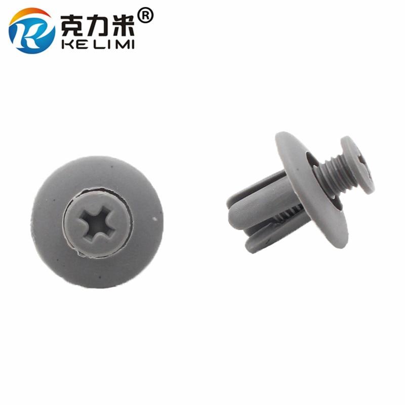 Porte /& Coffre Doublure Attache Push-in Clip Garniture Mitsubishi Voiture Intérieur corps