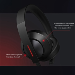 Image 4 - Original Xiaomi MI Gaming Headset 7,1 Virtuelle Surround Kopfhörer 3,5mm Mit Mikrofon Noise Cancelling Für PC PS4 Laptop Telefon