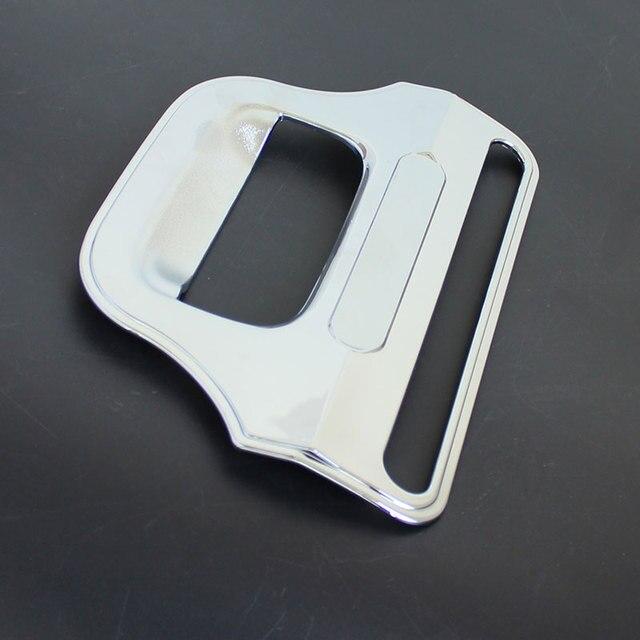 2016 2017 Car Chrome Strips For Mitsubishi L200 Triton Accessories ...