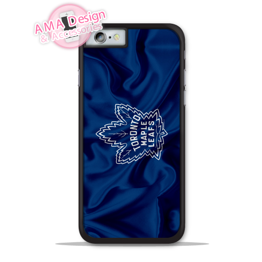 Torontu Maple Leafz Ice Hockey Flag Phone Cover Case For Apple iPhone X 8 7 6 6s Plus 5 5s SE 5c 4 4s For iPod Touch
