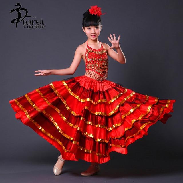 Flamenco Dresses From Spain Spanish Flamenco Dance Dress