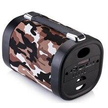 Portátil Sem Fio Bluetooth Speaker Subwoofer Bluetooth Haut-Sistema de Som Surround de Alta Fidelidade Da Música MP3 Jogador Big Speaker parleur