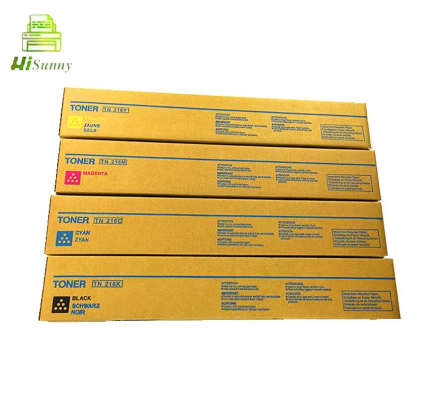 29000 pagine TN-216 TN-TN216 TN319 Per Konica Minolta BIZHUB C220 C280 C360 Cartuccia di Toner29000 pagine TN-216 TN-TN216 TN319 Per Konica Minolta BIZHUB C220 C280 C360 Cartuccia di Toner