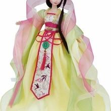 Китайская миф принцесса кукла- легенда о жинве#9105