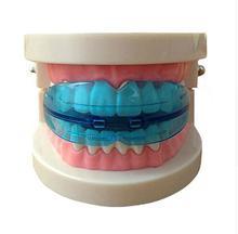 2016 New1 pcs odontologia Dental Tooth Orthodontic Appliance Trainer Alignment Braces braces dental Teeth Care On Sale myobrace  high quality dental oral 28 pcs adult permanent teeth models full month dental gift communication tooth models odontologia