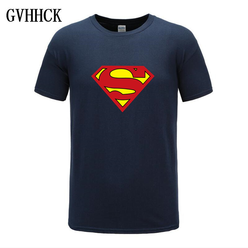 GVHHCK Summer Newest Deadpool Men T Shirt Funny Tops Superman Lovely Tee Shirt Homme Hip Hop Tee Clothes For Marvel Fans Shirt