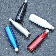 500ml Fashion vacuum thermos bottle keep cold cup stainless steel heat preservation pot household water barrel Drink Bottle