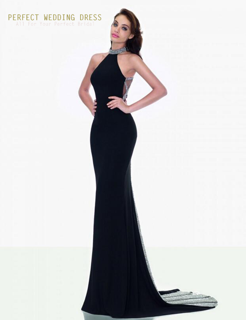 Online Buy Wholesale black dinner dress from China black dinner ...