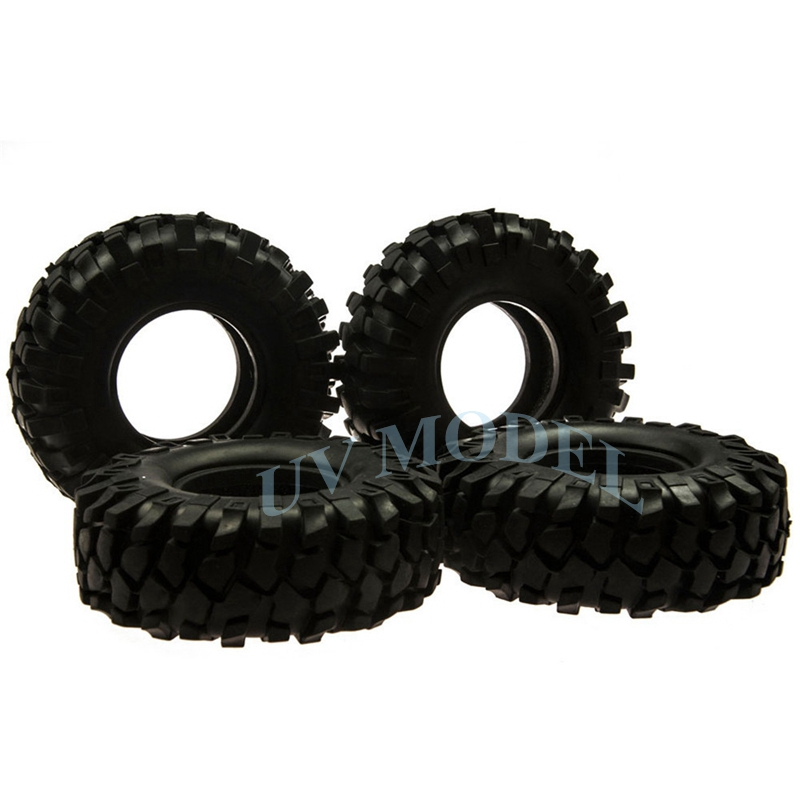4pcs 1:10 RC Crawler Wheel Rubber Tires 1.9 Inch Crawler Tyres 108mm for tamiya cc01 F350 RC4WD AXIAL SCX10 RC Truck Car Parts. free shipping 4pcs lot 1 9 inch wheels tire tyre for rc car model crawler tamiya cc01 f350 rc 4wd axial scx10t etc