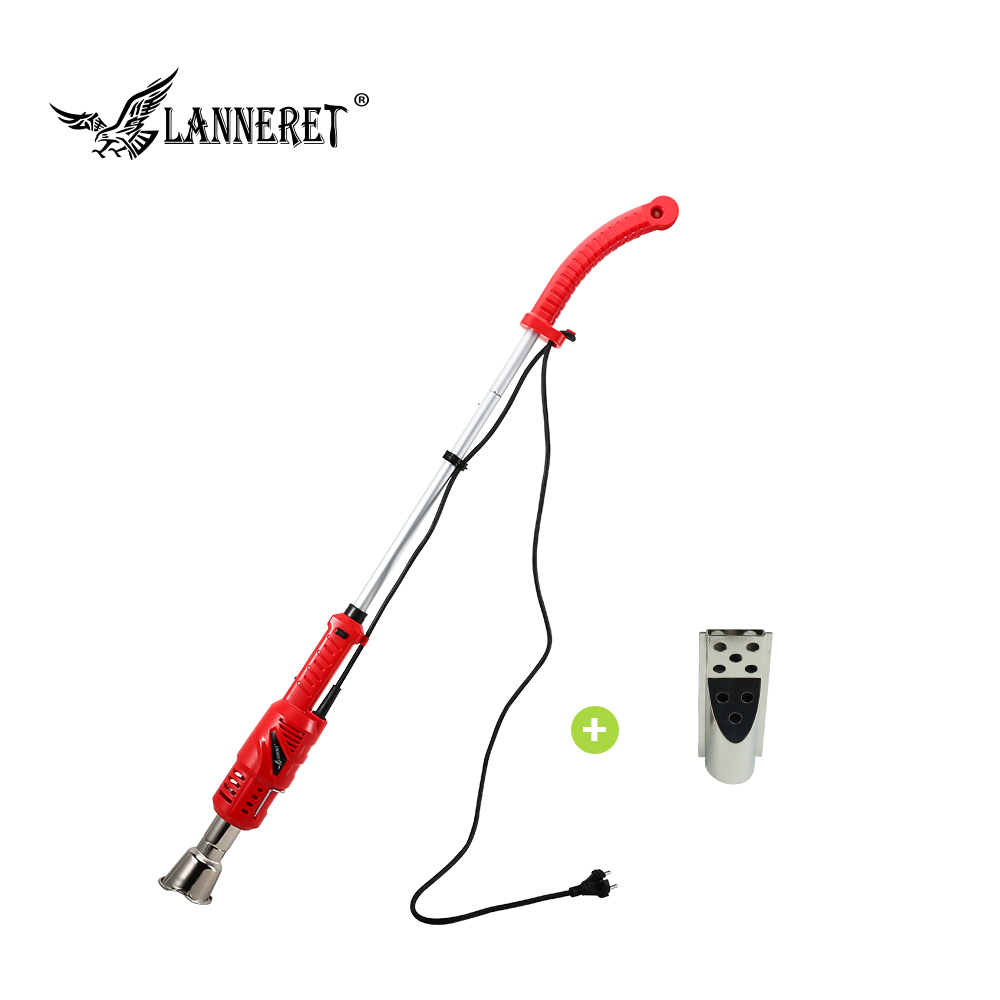 LANNERET TW2000DW01 2000W Electric Thermal Weeder Hot Air Weed Killer Grass Flame/Weed Burner of Garden Tools horny goat weed extract icariin 20