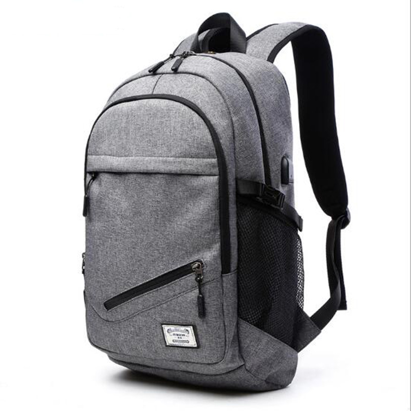 Backpacks New Casual Unise Large Capacity Backpack School Bag For Teenager Laptop Bag Charging Bags Traveling P