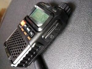 Image 5 - 2pcs Baofeng UV 3R plus walkie talkie Dual Band Two Way Radio HF Transceiver uv 3r Handy Ham Radio For Hunting Pofung UV3R+