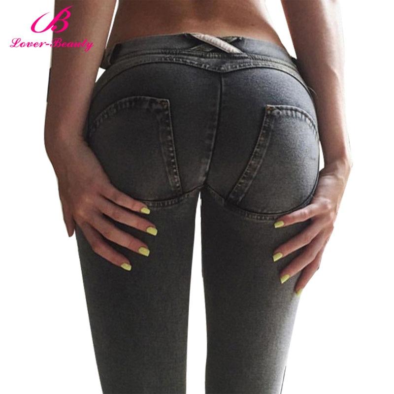 Innovative 2018 Low Waist Pants Women Sexy Hip Push Up Pants Legging Jegging Gothic Leggins Jeggings Legins ...