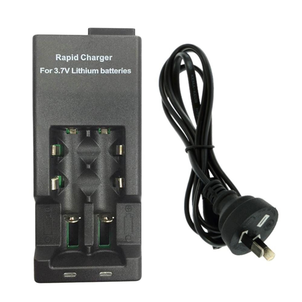 new Stabilize Charging Mode AC/DC Power Input WF-139 AU Charger For 18650 14500 17500 17670 3.7V Li-ion Battery WF-139