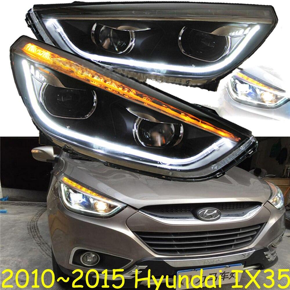 HID, 2010 ~ 2015, style de voiture, phare IX35, tucson, Solaris, accent, Elantra, Genesis, i10, i20, santa fe, lantra; IX35 phare