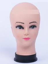 Training Heads For Sale Display Woman Mannequins Para Glasses Hat Mannequin Female Head Cosmetology Free Shipping