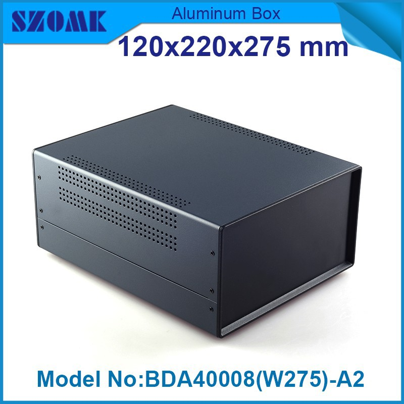 4 pcs/lot pvc electric box black plastic iron case china electric materials 120(H)x220(W)x275(L) mm small iron metal box 1 piece free shipping wire drawing black color 45 h x152 w x200 l mm aluminium junction box manufactures in china