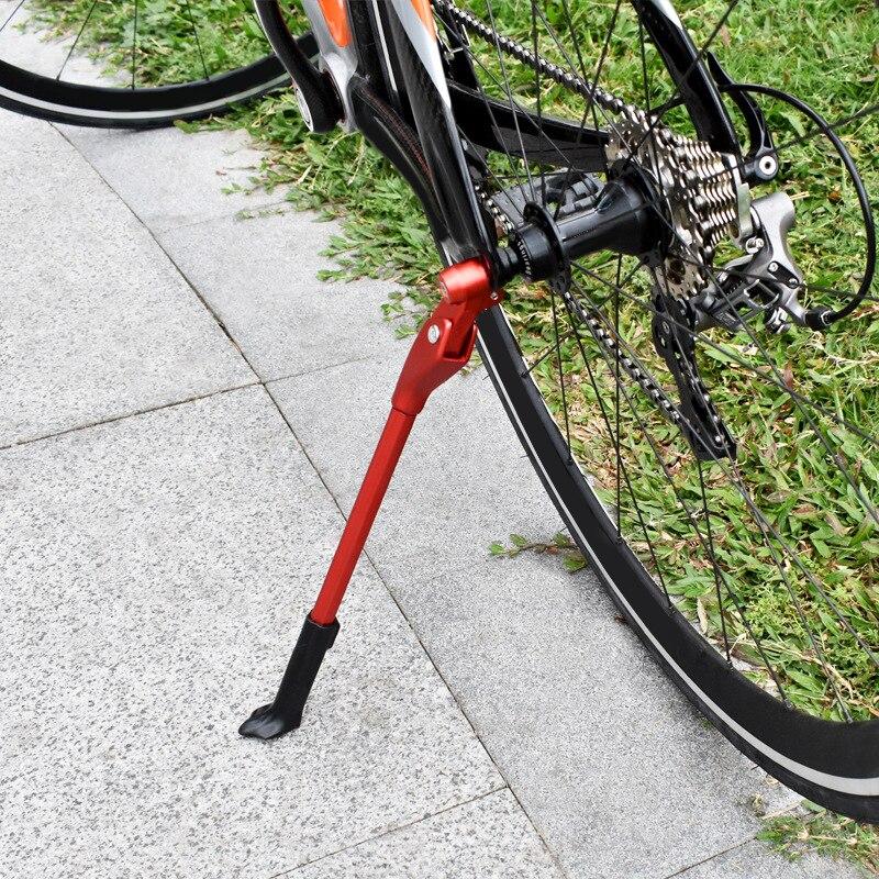 Bicycle Kickstand Parking Rack MTB Mountain Bike Support Side Kick Sta CFE