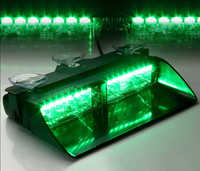 16 LED 녹색 18