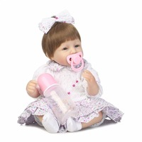 baby doll toys lifelike newborn smile princess
