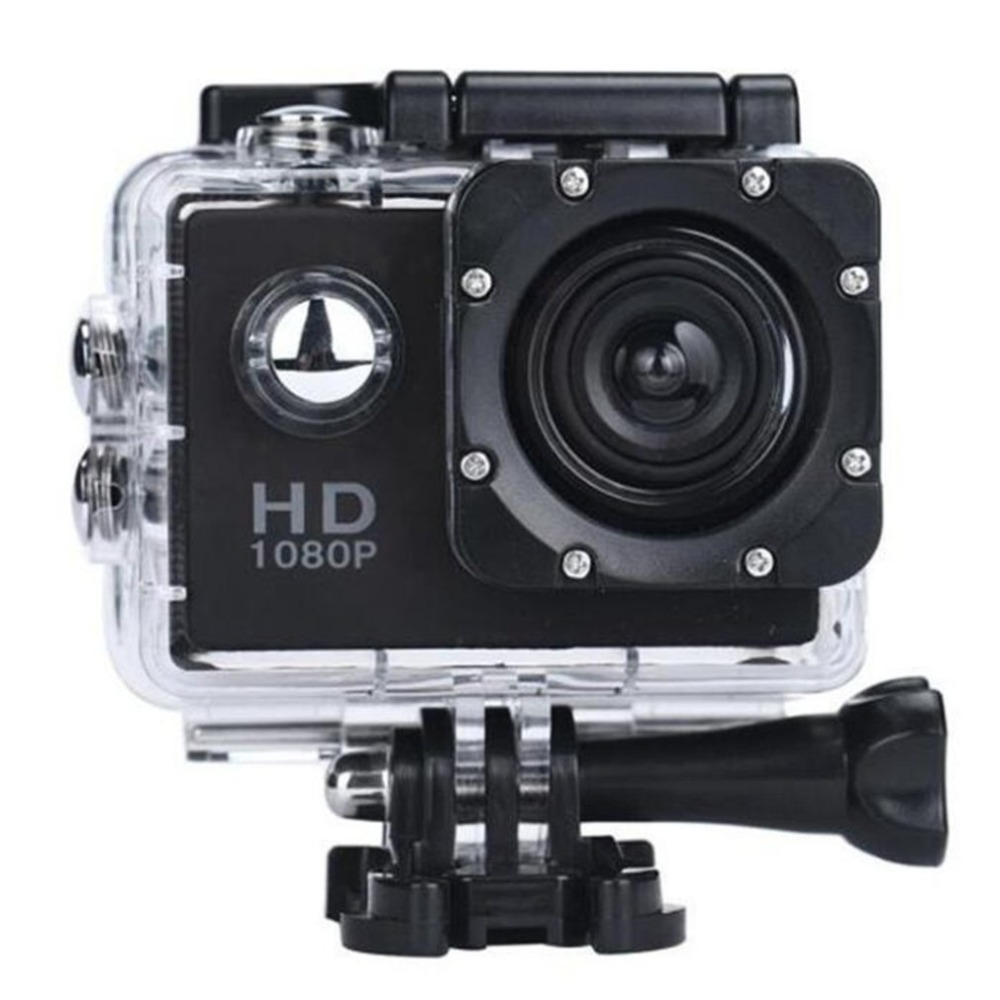 G22 1080P HD Shooting Waterproof Digital Video Camera COMS Sensor Wide Angle Lens Camera For Swimming Diving(China)