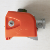Long Reach Chain Saw Oil Tank Pole Saw Head Pruner Brush Cutter Hedge Trimmer Gear Box Gear Case 26MM 9T SPLINE or 28MM 9T