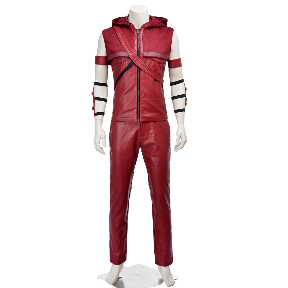 Disfraz de Cosplay de Red Arrow Disfraces de Thea Queen Roy - Disfraces