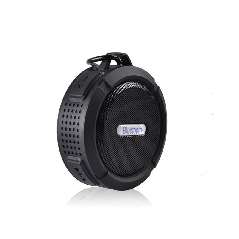 FUU C6 Altavoz Bluetooth impermeable Altavoz inalámbrico Altavoz - Audio y video portátil - foto 2