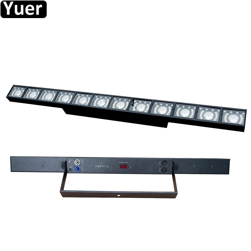 2020 nouveau effet de scène lumière 100W mur LED lavage lumières rvb 3IN1 LED clignotant danse club lumière DMX512 Disco DJ fête éclairage