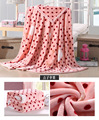 150*200 см Мягкие и удобные Толстые фланели Шерстяное одеяло кондиционер одеяло