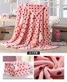 150*200 cm Macio e confortável Grosso flanela cobertor De Lã Ar condicionado cobertor