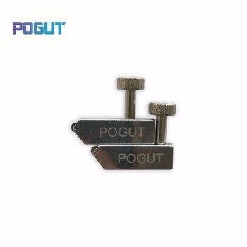 цена на 2pcs/lot POGUT High Quality Replacement Cutter Head for All Kinds Glass Speed T Cutter Kstar KD Terui