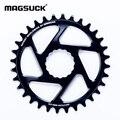 MagSuck Bike Singola Corona 3 millimetri di Offset Gioco Da Ragazzi PROSSIMO SLG4 R SL Stretto largo Denti Super forte forza magnetica Stabile catena di progettazione