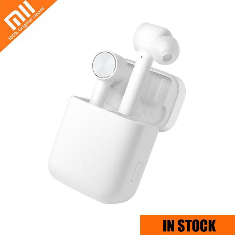 Origine Xiao mi mi Airdots Pro TWS Sans Fil Binaural Bluetooth Tactile contrôle mi vrai sans fil écouteurs Boîte Vraiment en stock