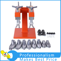 220V 110V Single Head Extension Shoe Expander Stretching Lengthening Tool With 4 Lasts Heating Non Heating