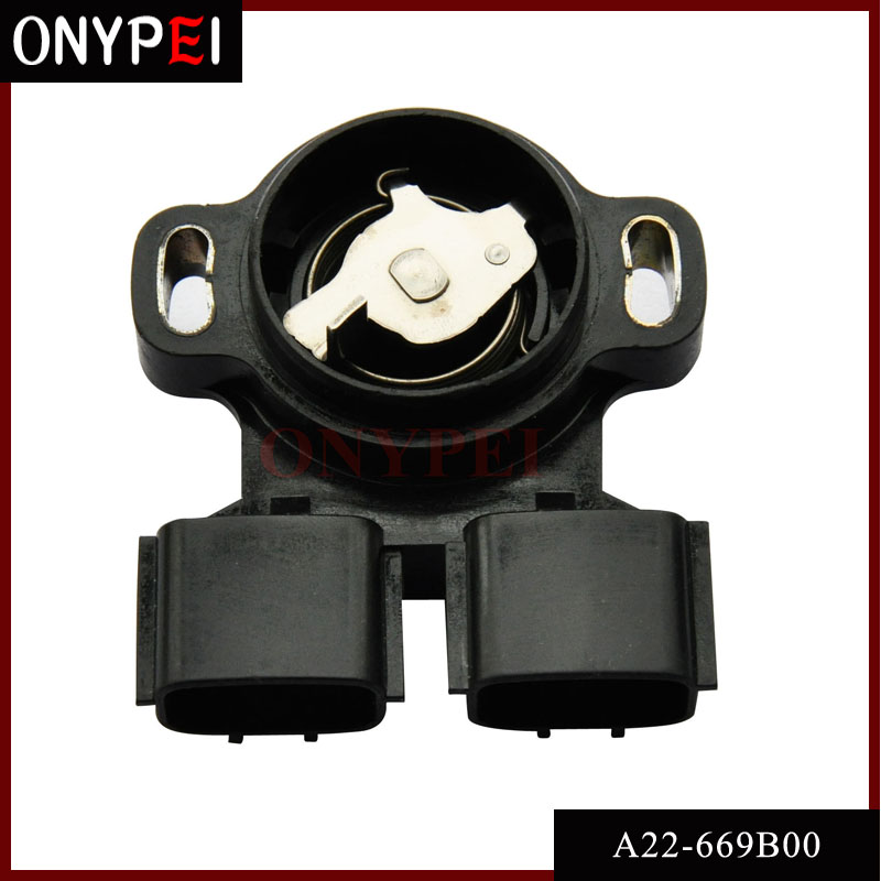 A22-669B00 Throttle Position Sensor For Infiniti A33 G20 Nissan Maxima Altima 4pcs pdc new brand parking sensor 25994 cm10d ultrasonic fit nissan infiniti g20 fx50