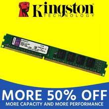 Kingston escritorio memoria 2G B 2G 800MHz PC2-6400 DDR2 PC RAM 800 de 667 de 6400 2G B 4GB 8GB PC3 DDR3 1G 2G 4G 8G 1333MHz 1600MHz(China)