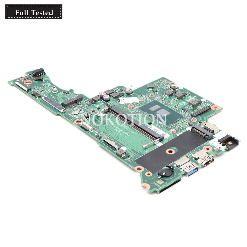 NOKOTION DA0ZAVMB8G0 NBGNP1100A Main board For font b acer b font aspire A315 A315 51 laptop