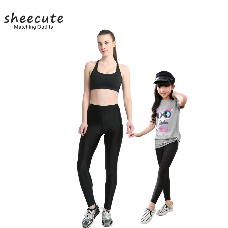 SheeCute Household Matching Outfits Leather-based Leggings Attractive Ladies ladies Skinny material mid waist skinny Stretchy leggings pants Matching Household Outfits, Low-cost Matching Household Outfits, SheeCute Household Matching Outfits Leather-based...