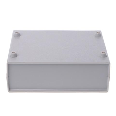 caixa de projeto eletronico plastico gabinete instrumento