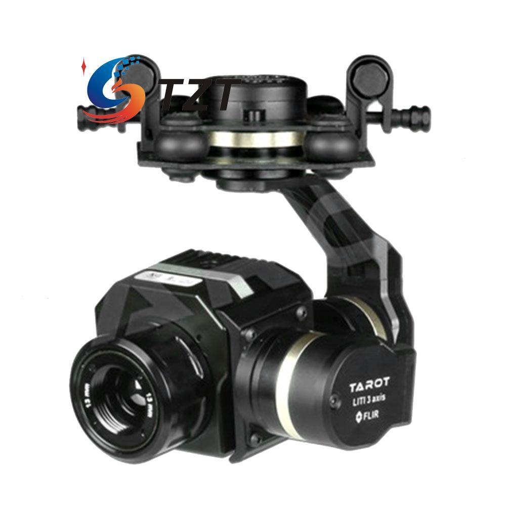 Tarot FLIR 3 Axis Gimbal PTZ Camera Kit for FPV Quadcopter font b Drone b font
