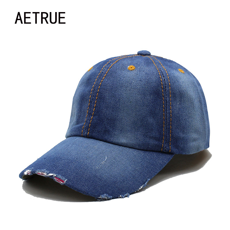 New Baseball Cap Men Women Snapback Brand Snapback Caps Hats For Men Blank Flat Bone Jeans Gorras Casquette Plain Caps Hat 2018 women cap skullies