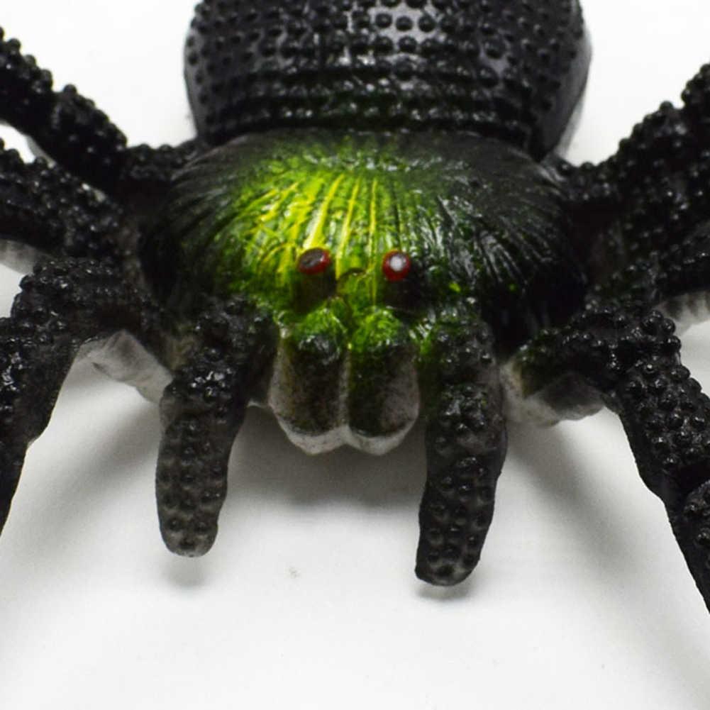15cm סימולציה מזויף מציאותי מפחיד עכביש דגם צעצוע ליל כל הקדושים המפלגה בדיחה מסובך אבזרי
