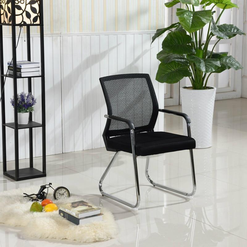 Mesh Fabric Cloth Breathable Office Chair Home Ergonomic Computer Chair Conference Simple Design Bureaustoel Ergonomisch