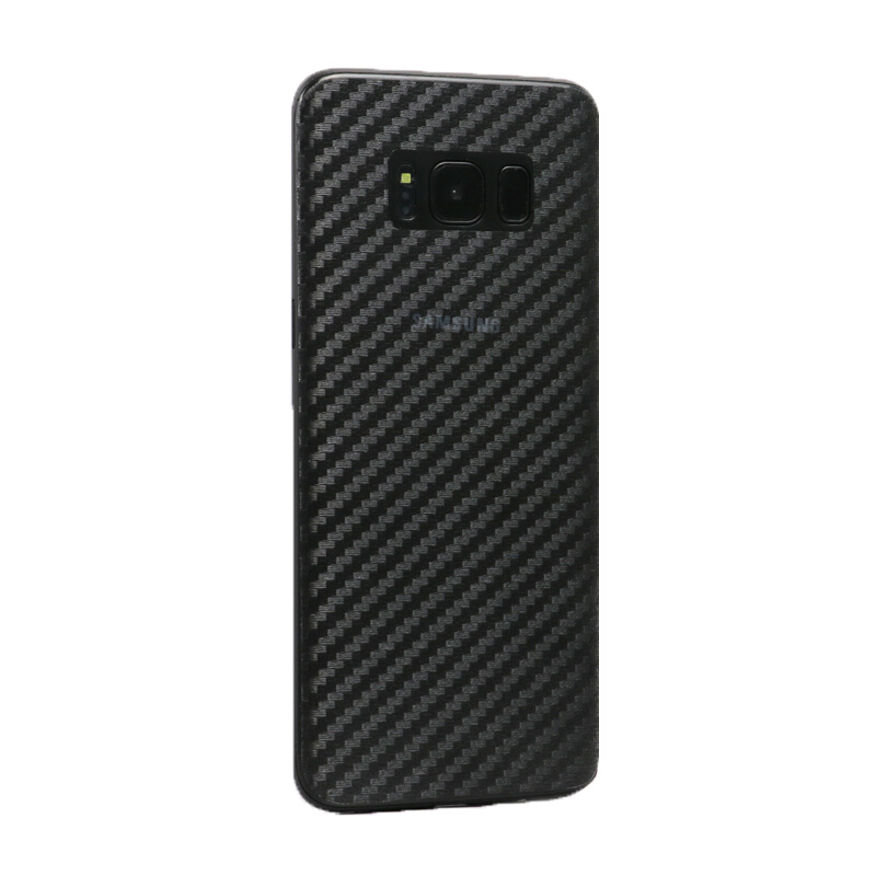 Carbon-Fiber Protective-Film S7-Edge A8-Screen Samsung Galaxy Plus A3 for S9 S8 Anti-Scratch