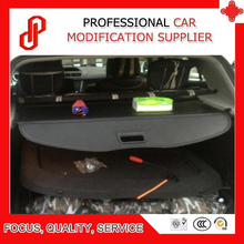 Black beige color Rear Trunk Security Shield retractable Cargo cover Tonneau cover for TRA