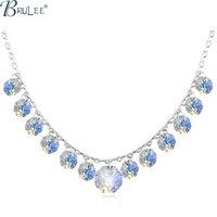 2015 New Fashion Crystal From Swarovski Necklace Water Drop Luxury Selling Classic Pendants Women Wedding Jewelry