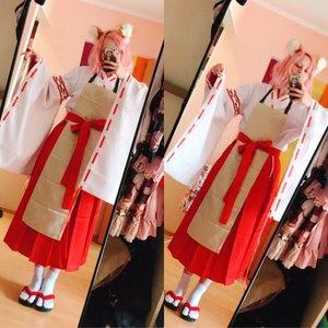 Image 5 - Anime Sewayaki Kitsune no Senko san The Helpful Fox Senko san Cosplay Costume custom made