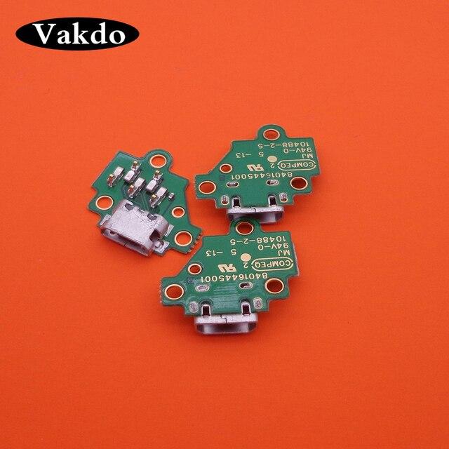 200 pièces/lot pour Motorola Moto G3 XT1031 XT1042 XT1033 micro usb charge connecteur prise dock jack prise port câble flexible