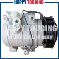 10S17C AC Compressor For Toyota Hilux Hiace Land Cruiser 447260 8231 447300 9271 88320 6a440 88320 6a450 88320 6a460 447260 8232